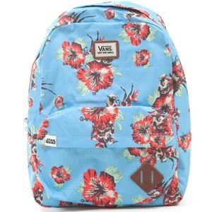 Vans x Star Wars Old Skool II Backpack Aloha Yoda